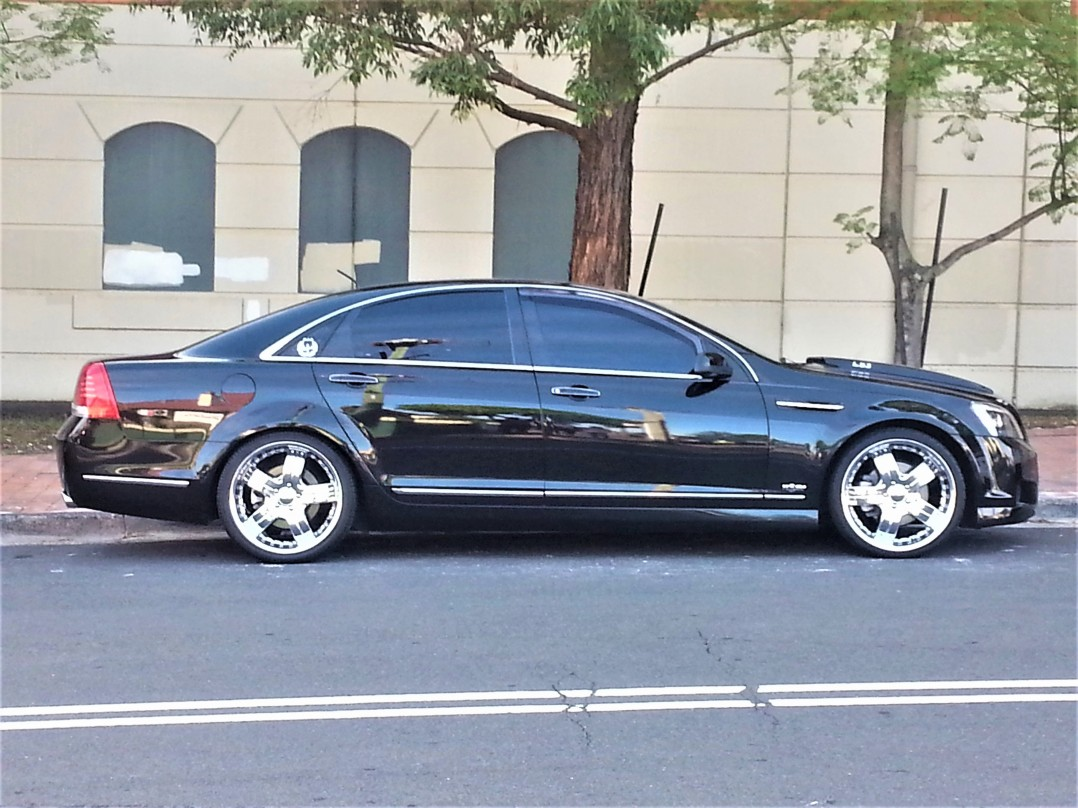 2007 Holden Special Vehicles CAPRICE