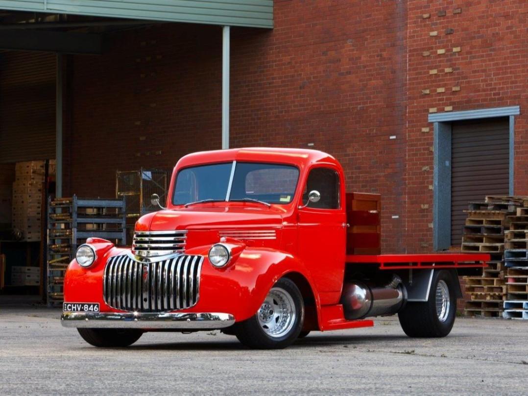 1946 Chevrolet Maple Leaf