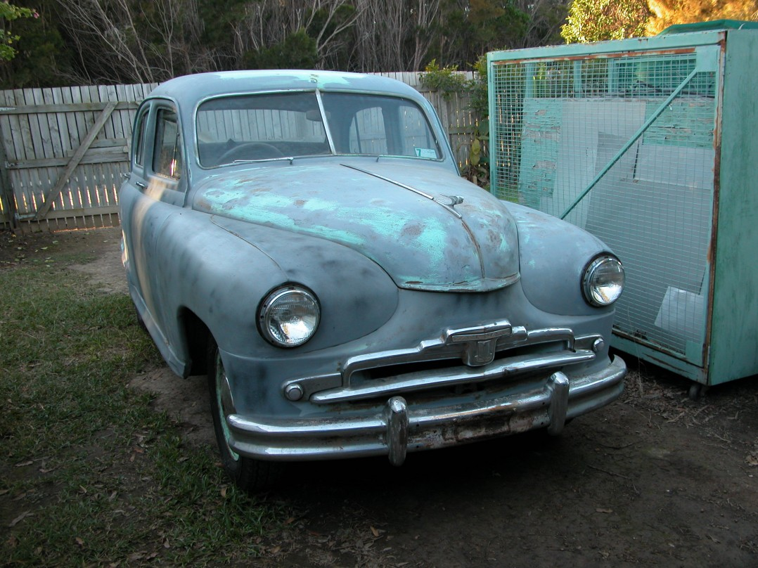 1955 Standard Vanguard 1955 Series 11  Standard Vanguard