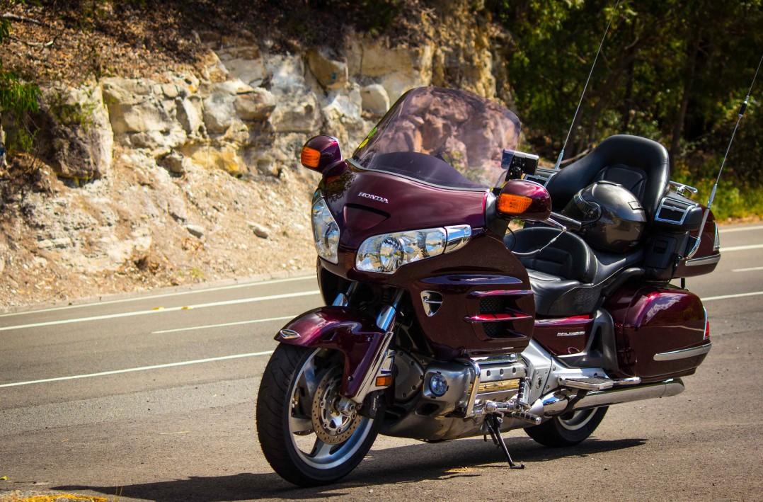 2006 Honda 1832cc GL1800 GOLDWING LUXURY