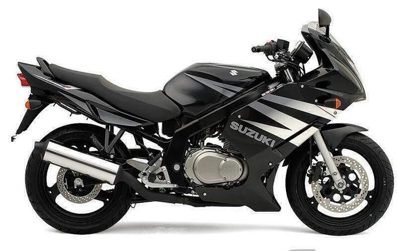 2002 Suzuki GS500F