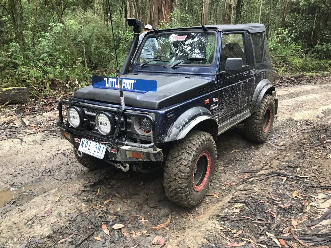 1995 Suzuki SIERRA (4x4)