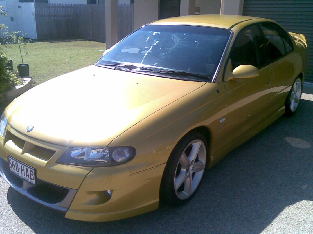 2001 Holden Special Vehicles CLUBSPORT