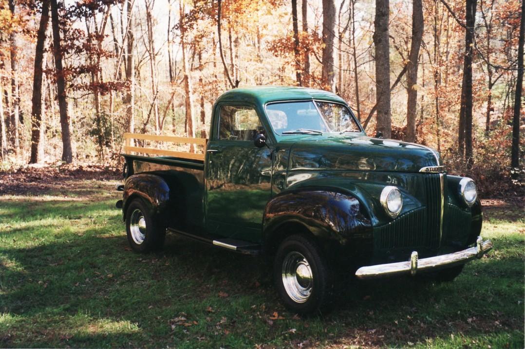 1947 Studebaker M5