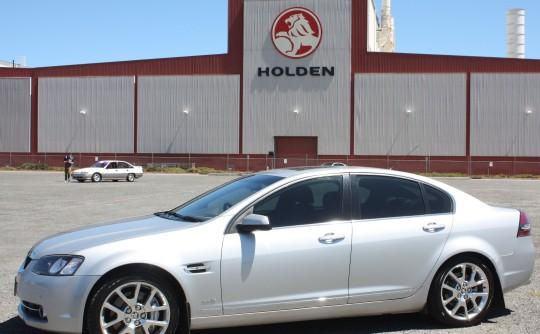 2012 Holden Calais V Redline