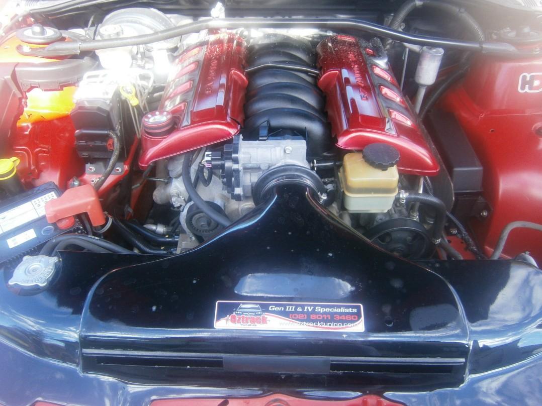 2004 Holden SS