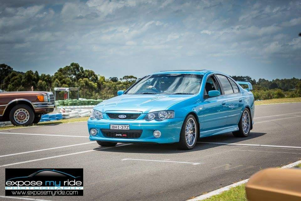2005 Ford FALCON XR8