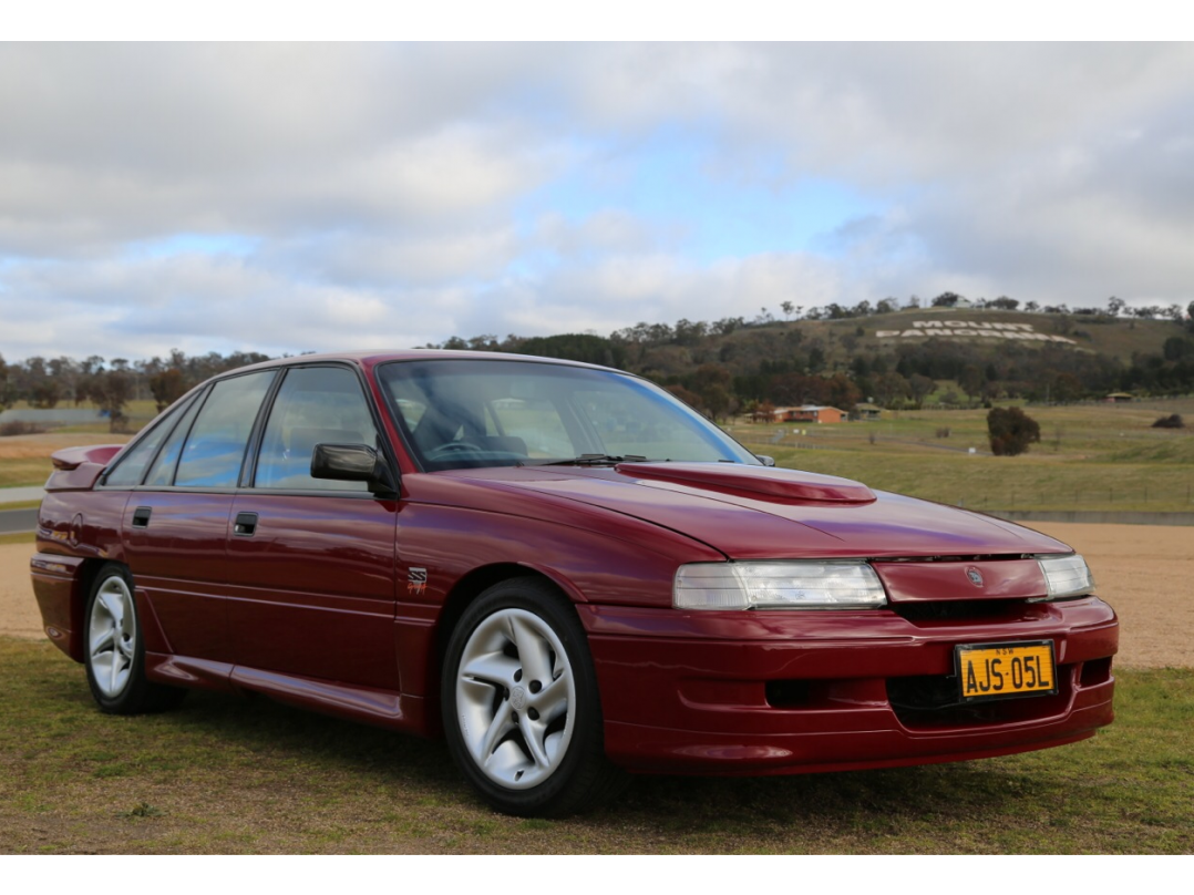 1990 Holden VN Commodore SS Group A - Build # 101 of 302 HSV