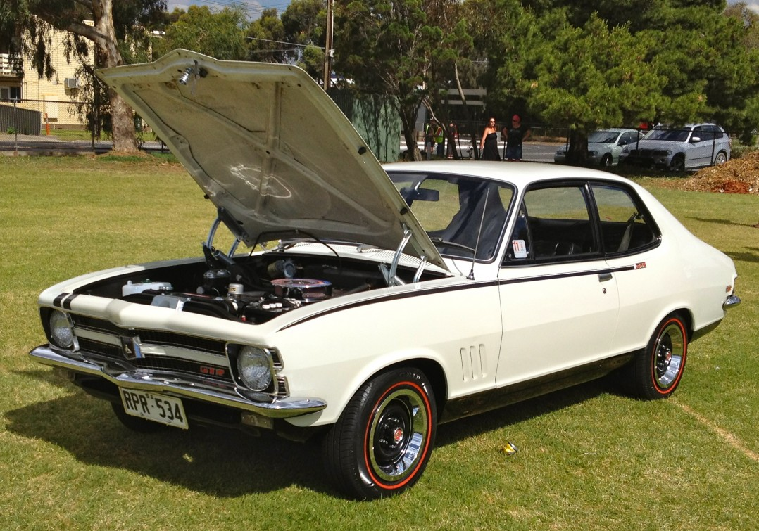 1970 Holden LC Torana GTR