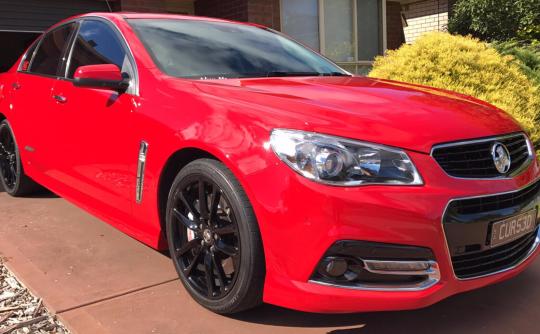 2014 Holden VFSSV Redline