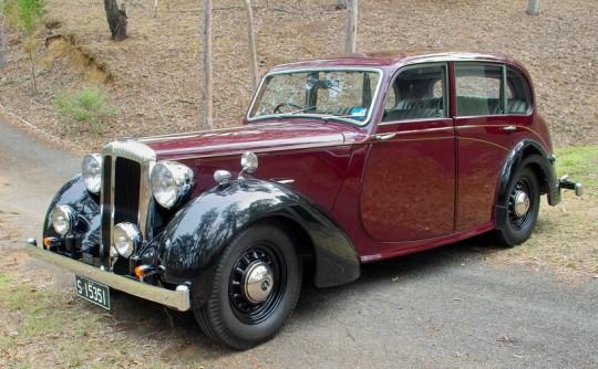 1949 Daimler DB 18/2