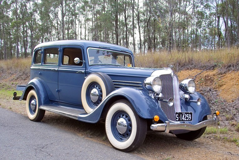 1934 Chrysler CA