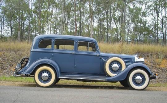 1934 Chrysler Model CA Sedan for sale