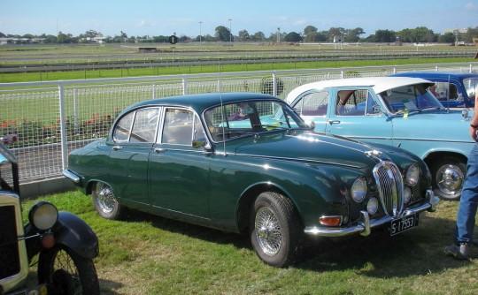 1964 Jaguar 3.8l S Type