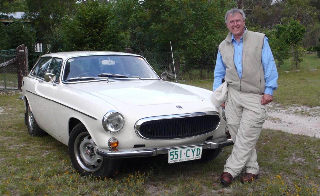 1973 Volvo 1800 ES 3506