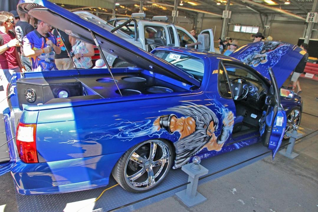 2006 Holden VZ commodore