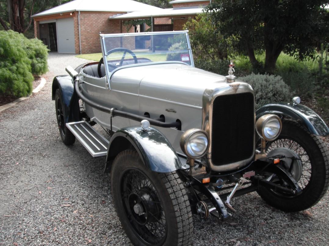 1923 Alvis 12/50