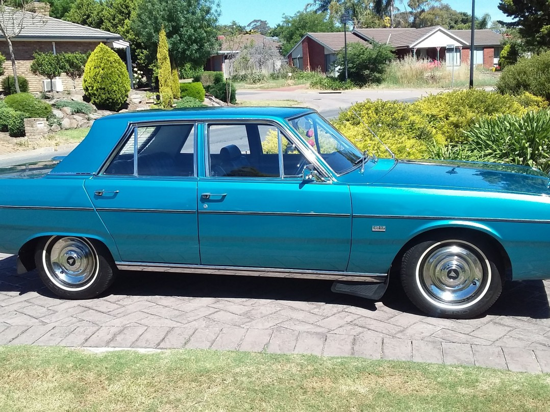 1969 Chrysler Regal