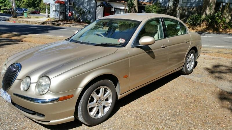 2002 Jaguar S TYPE 3.0 LUXURY