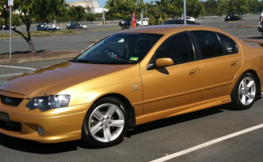 2005 Ford BA FALCON XR6 Mkii