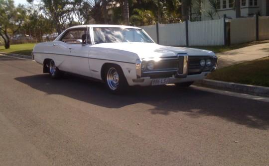 1968 Pontiac Parisenne