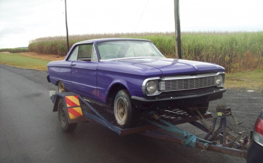 1965 Ford XP