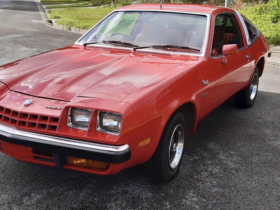 1978 Buick Skyhawk