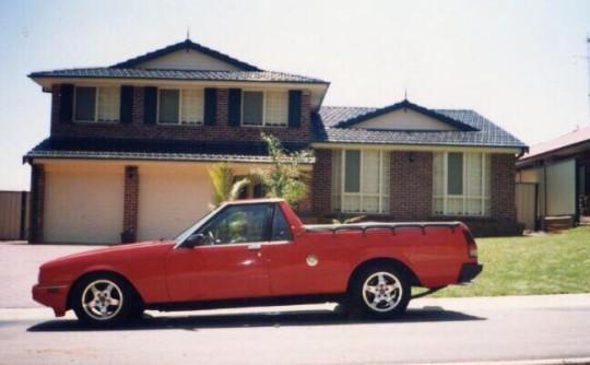 1980 Ford XD ute