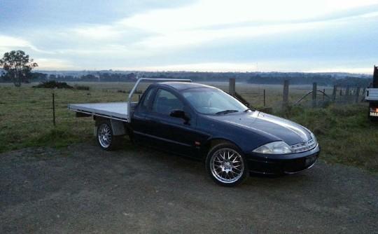 2001 Ford AU2