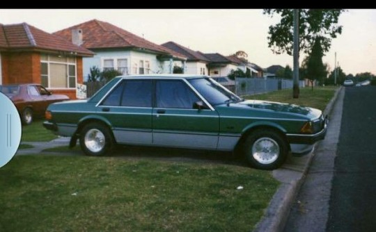 1979 Ford XD