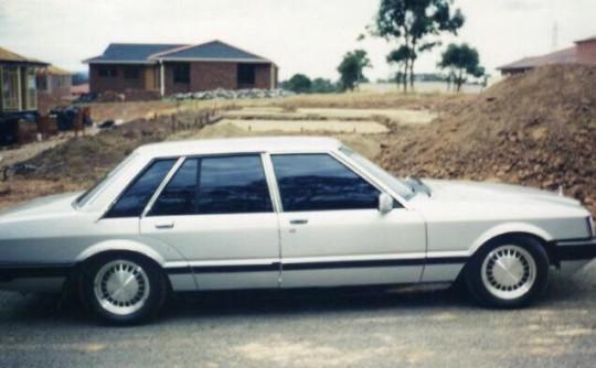 1985 Ford ZL Fairlane