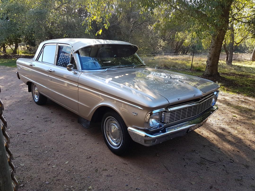 1965 Ford FALCON XP