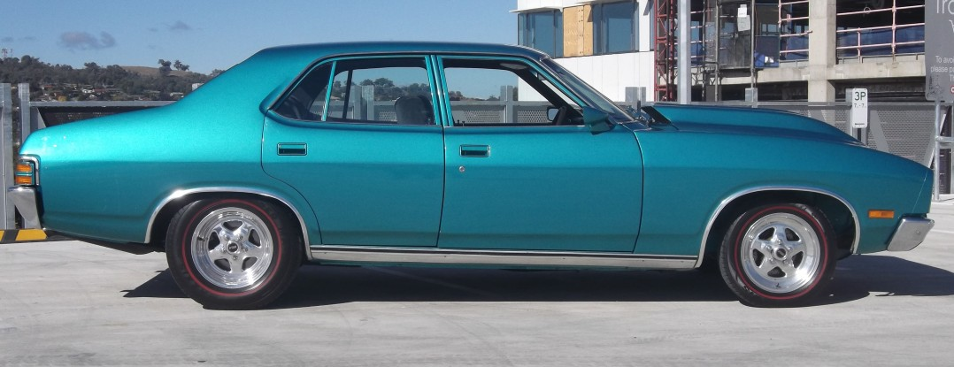 1977 Ford xc gxl