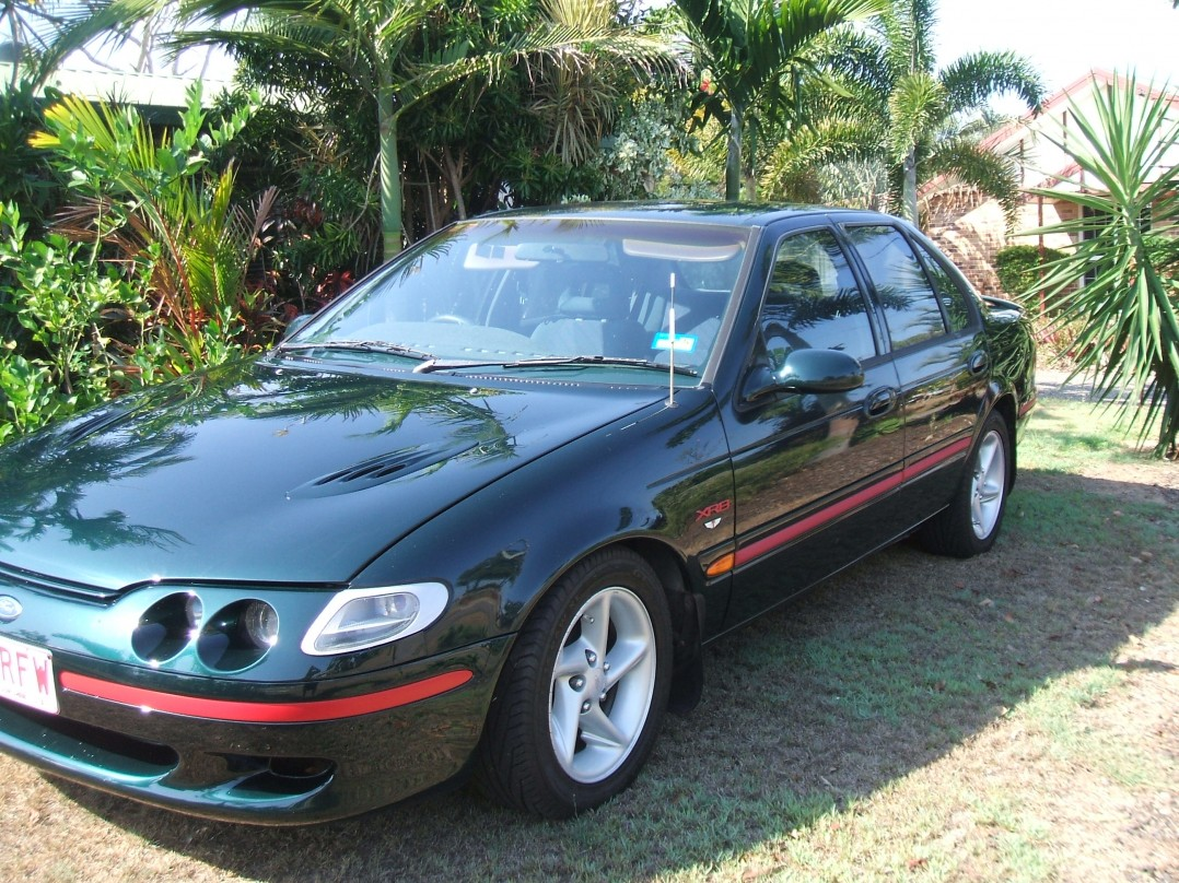 1996 Ford FALCON S XR8
