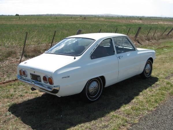 1969 Mazda R100