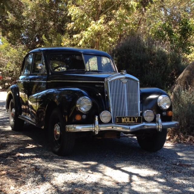 1951 Wolseley Six Eighty