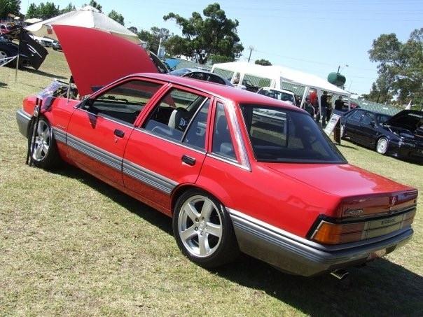 1987 Holden VL SL
