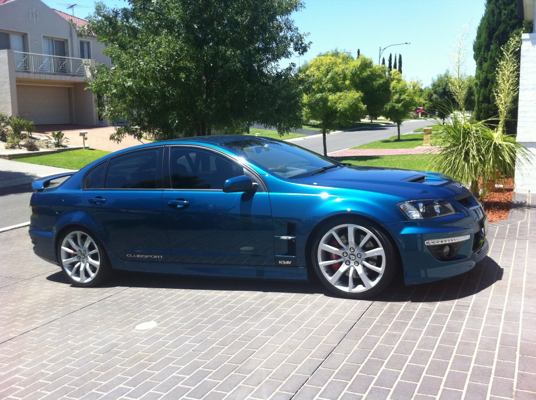 2012 Holden Special Vehicles Clubsport R8