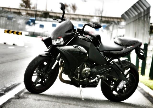 2009 Buell 1125cc 1125CR