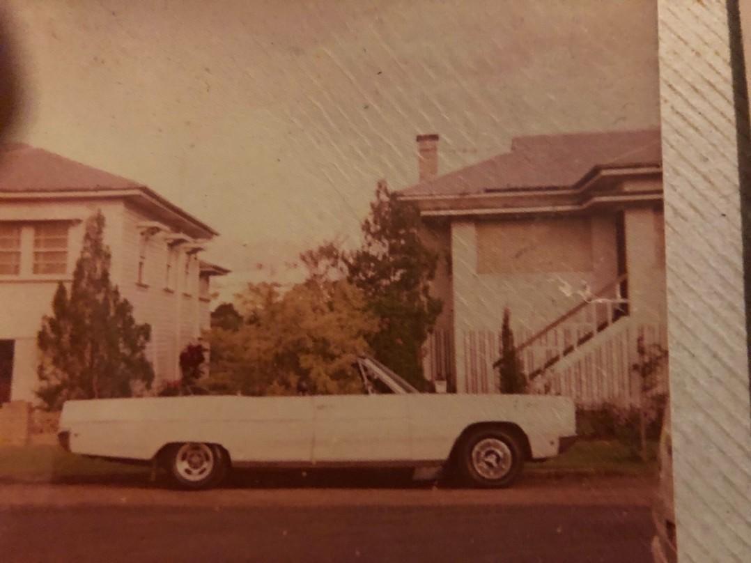 1968 Dodge Custom Convertible