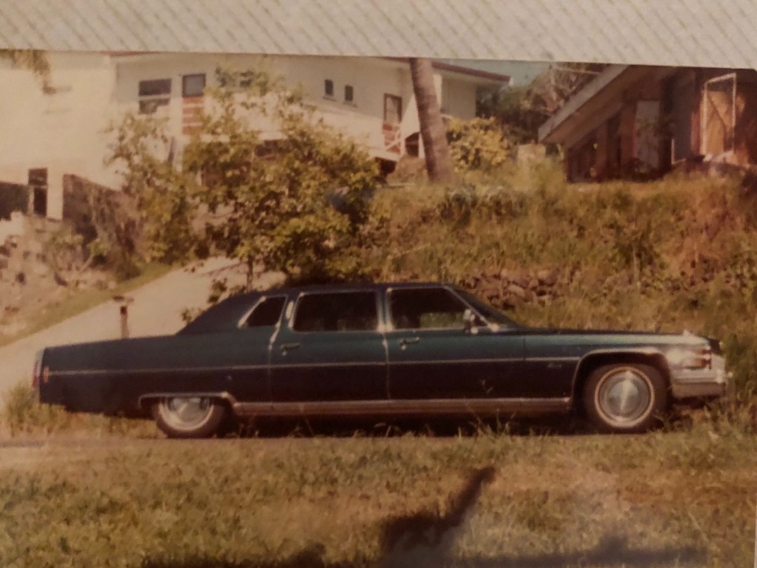 1974 Cadillac Fleetwood 75 Formal Limousine