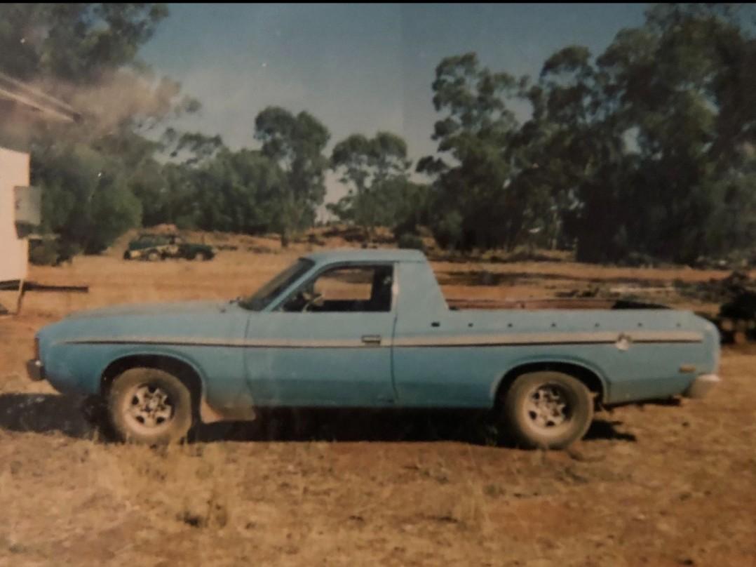 1976 Dodge VK Drifter Ute