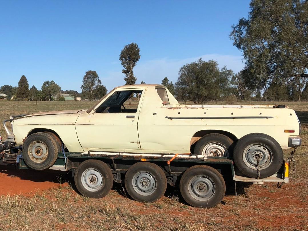 1977 Holden HZ Ute