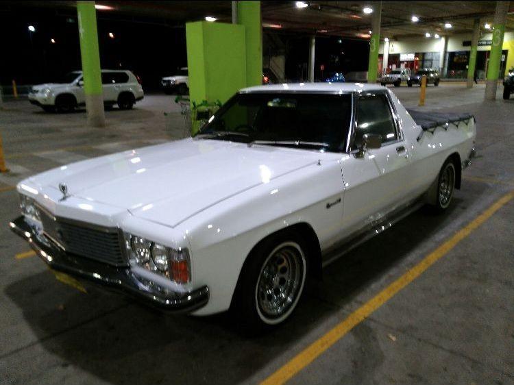 1975 Holden HJ Kingswood Ute