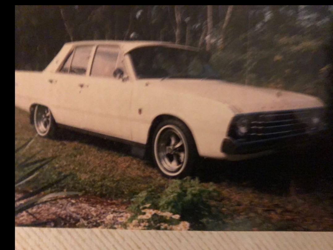 1970 Chrysler VF Valiant Regal