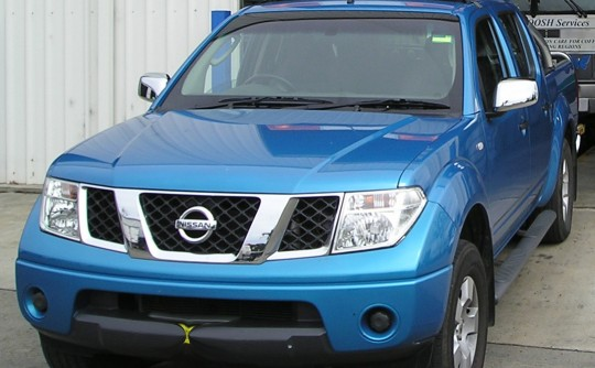 2006 Nissan D40 4x4