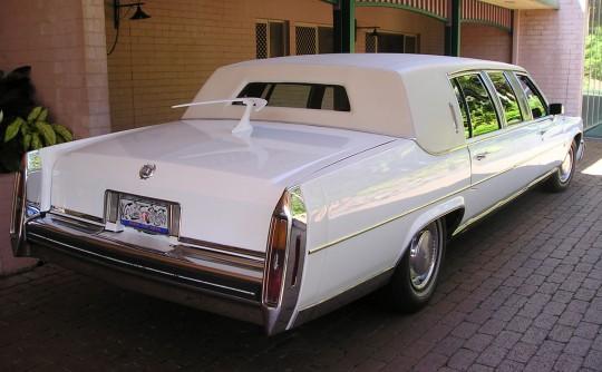 1983 Cadillac Fleetwood