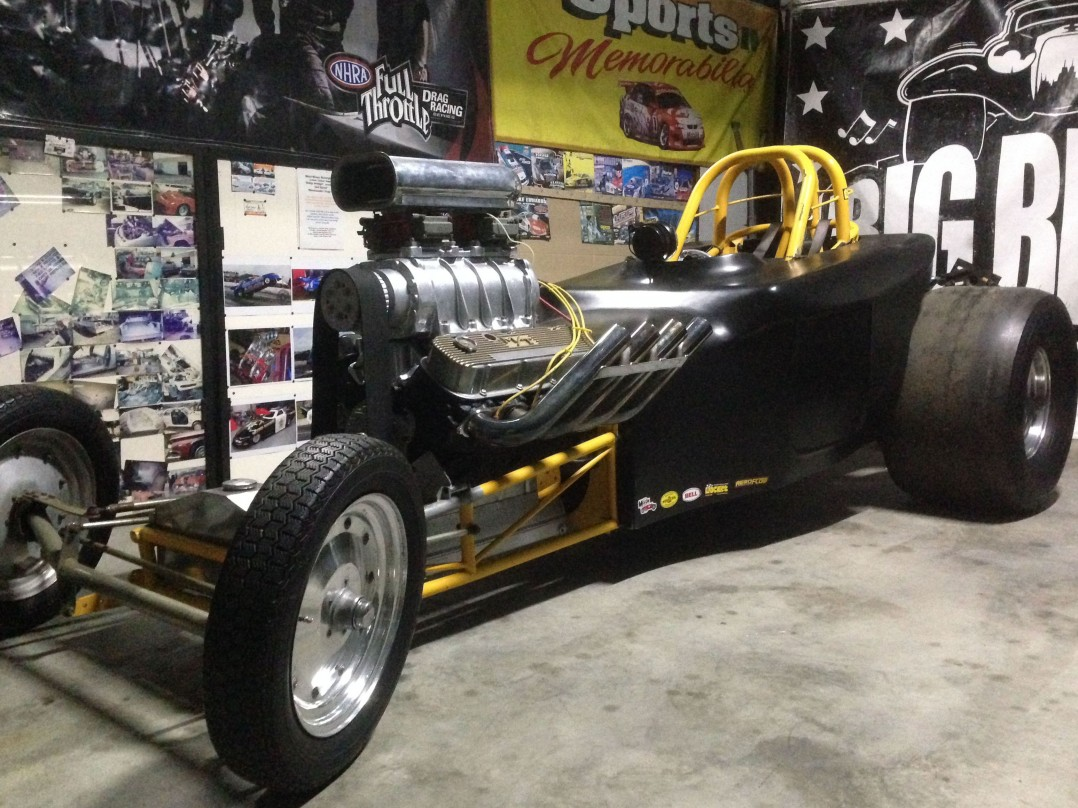 1932 'T' Bucket Altered/Funny Car