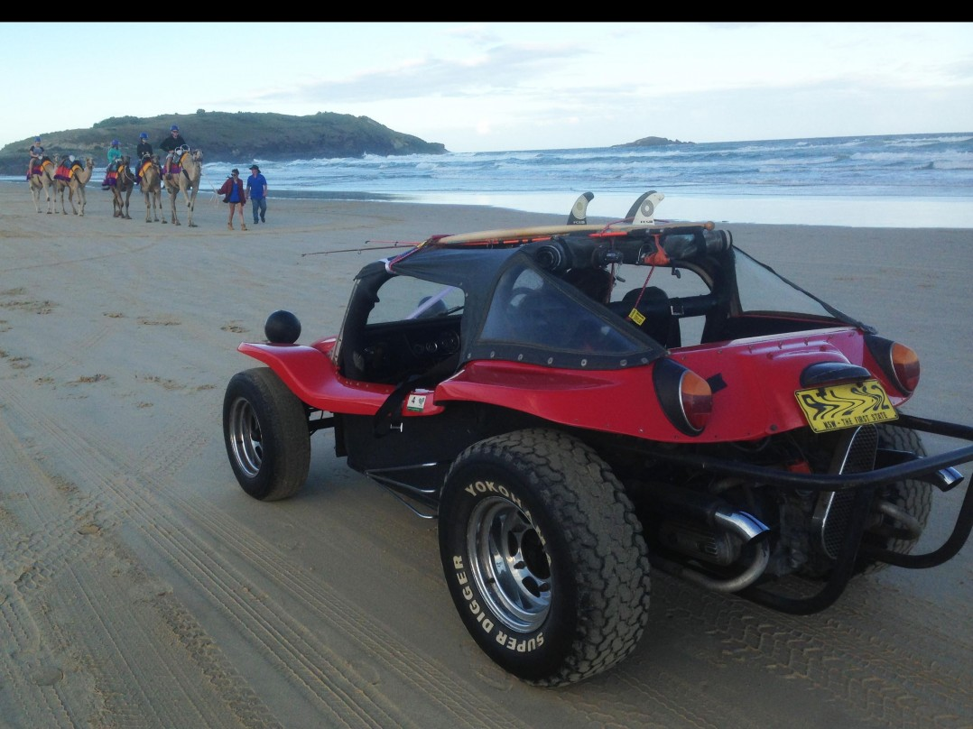 1969 Beach Buggy Manx
