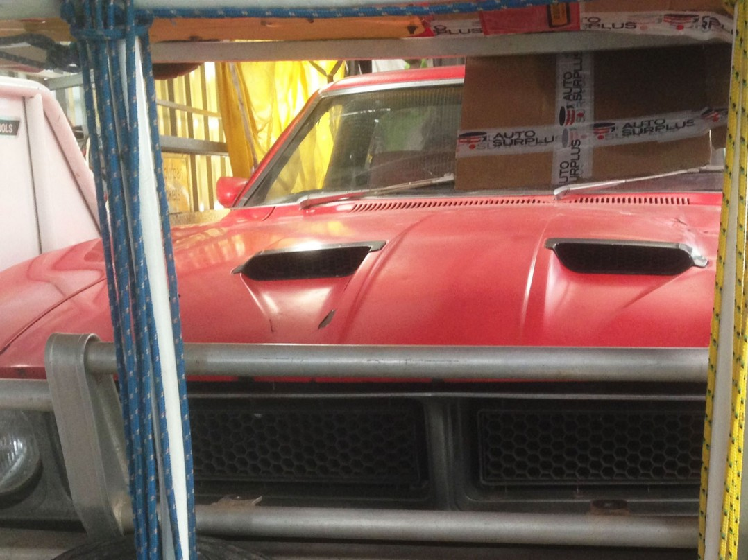 1975 Ford XB GS Ute